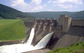 Google image of the dam