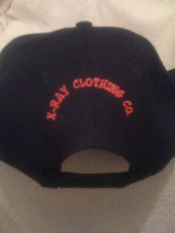 Xray hat